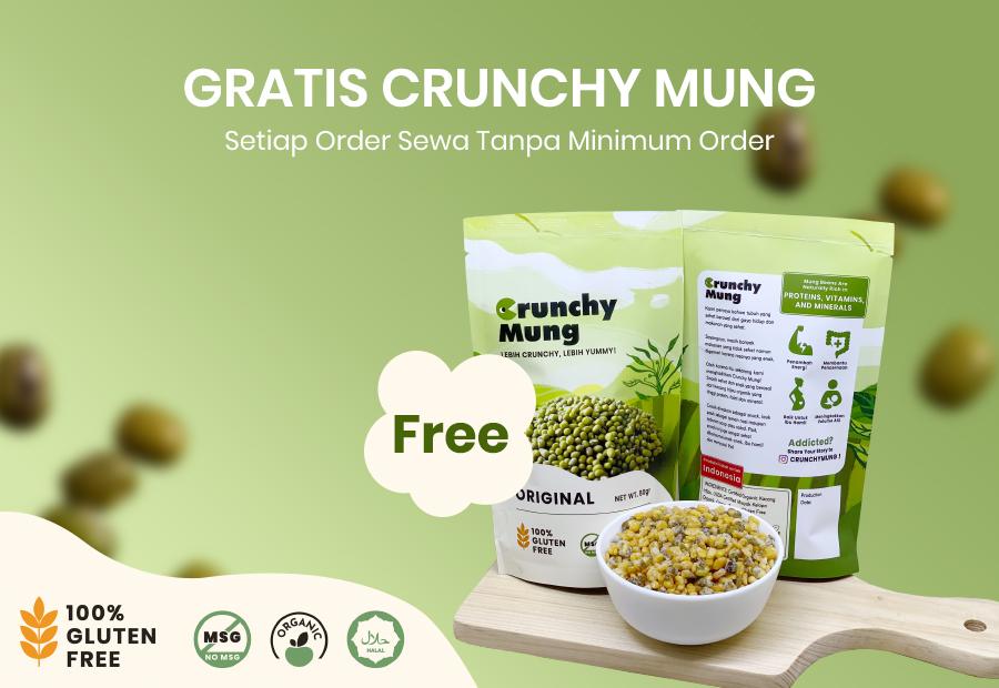 Gratis Crunchy Mung