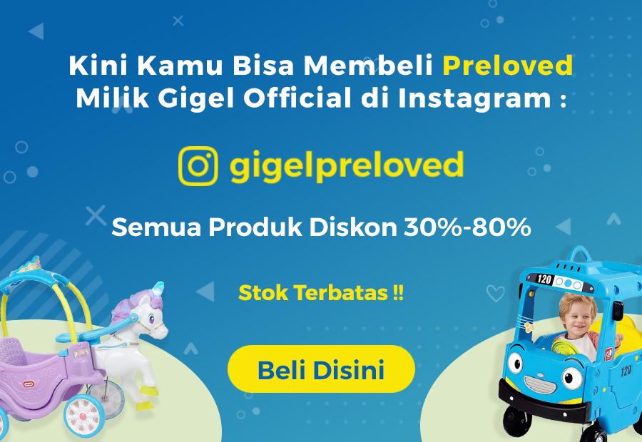 Gigel Preloved