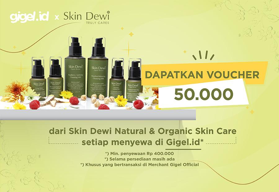 Gigel X Skin Dewi