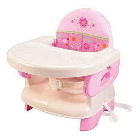 Summer Infant Folding Booster Seat - Pink