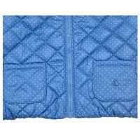 Petit Bateau Jacket Blouson - Blue Dot - 24 M