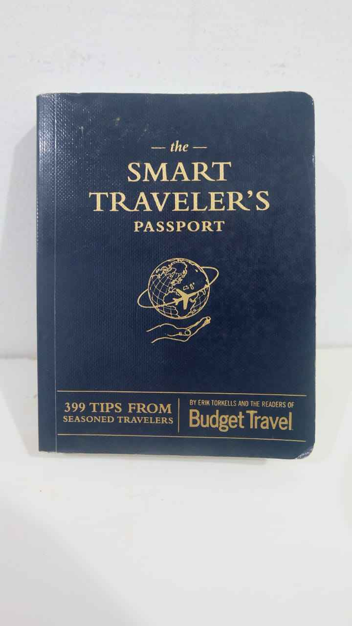 Book: Quirk Books The Smart Traveler's Passport