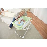 Fisher Price Rock n Play Portable Bassinet