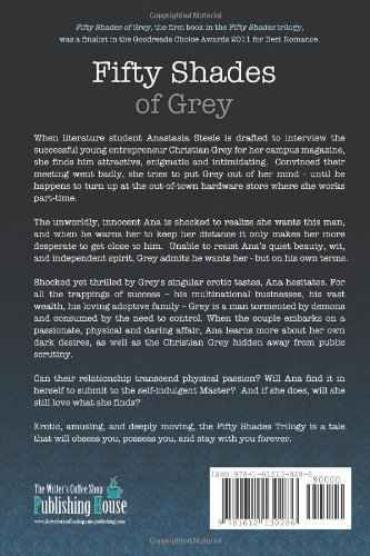 Book: Arrow Books Fifty Shades of Grey