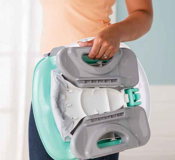 Summer Infant Folding Booster Seat - Tosca
