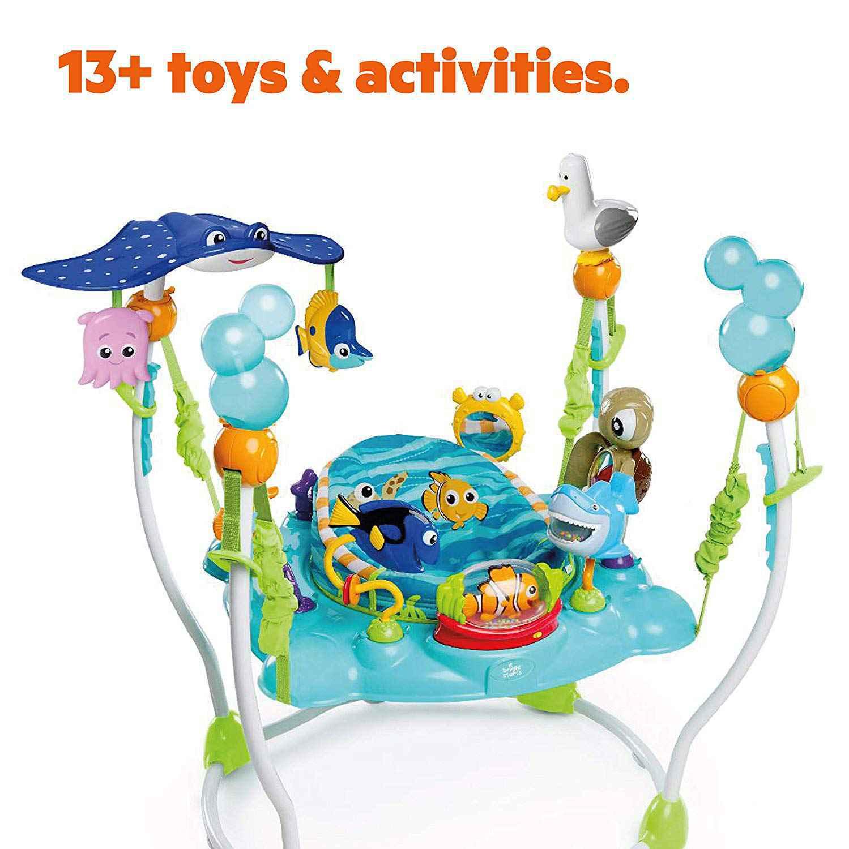 Disney Baby FINDING NEMO Sea of Activities Jumper GIGEL-7