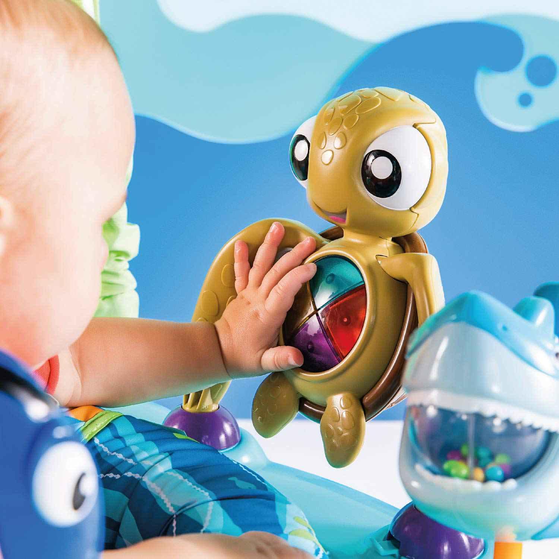 Disney Baby FINDING NEMO Sea of Activities Jumper GIGEL-5