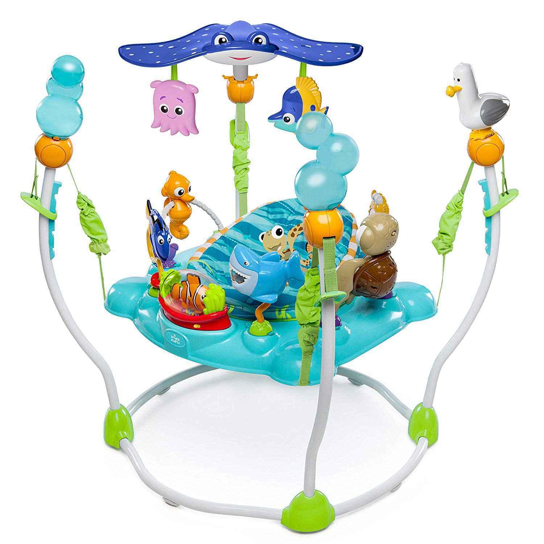 Disney Baby FINDING NEMO Sea of Activities Jumper GIGEL-1