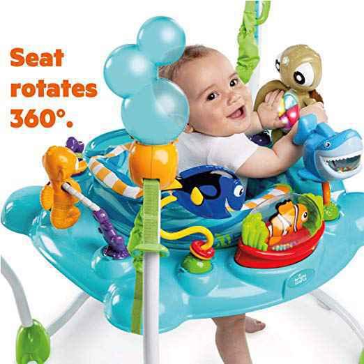 Disney Baby FINDING NEMO Sea of Activities Jumper GIGEL-2