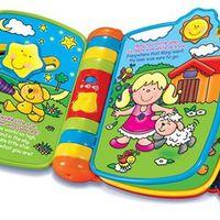 VTech Animal Friends Nursery Rhyme Book