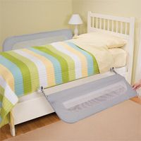 Summer Infant Double Safety Bedrail - Grey