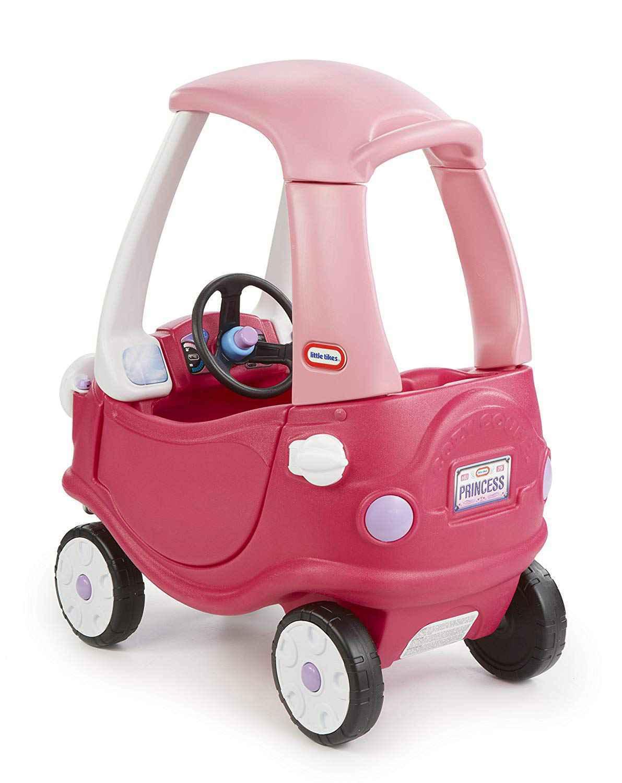 Little Tikes Princess Cozy Coupe - New