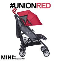 MINI by Easywalker Buggy - Union Red Special Edition