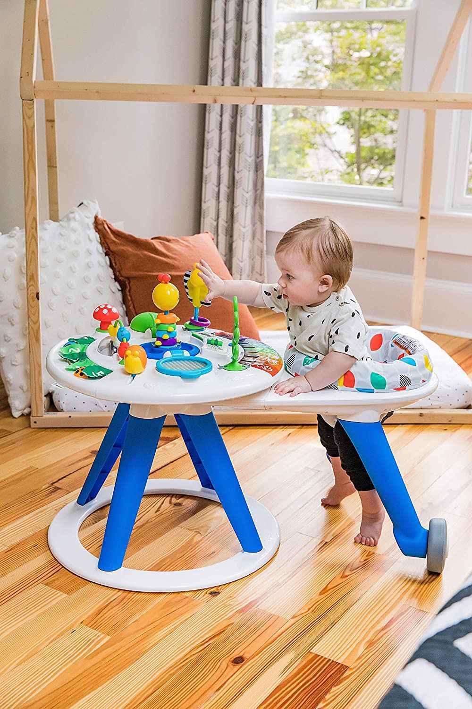 Baby Einstein Around We Grow 4 in 1 Discovery Center Activity Walker