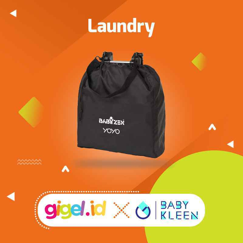 Laundry Sarung Stroller