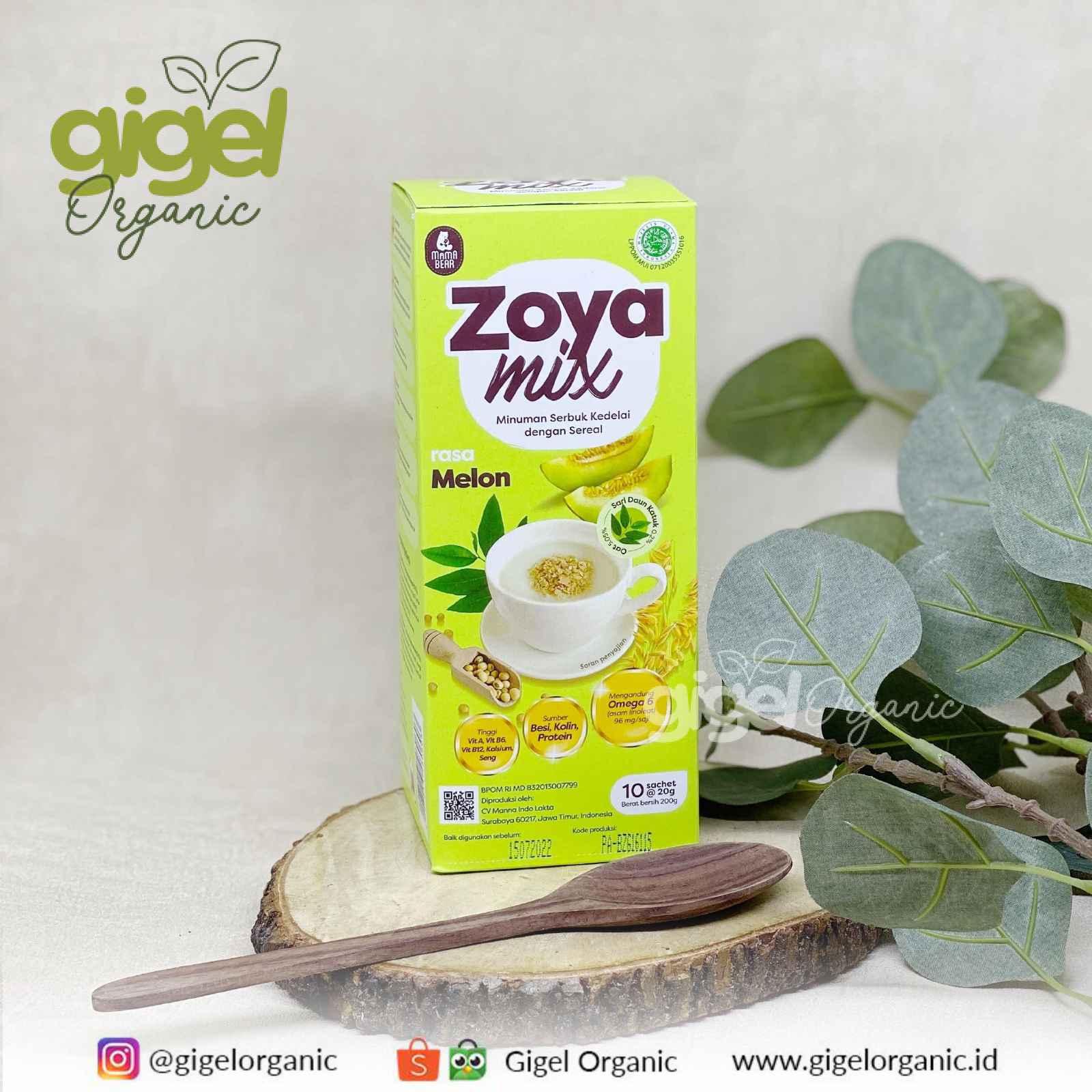 Jual Mamabear ASI Booster Gigel Organic