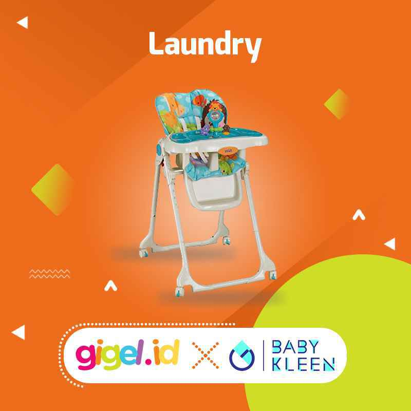 Laundry High Chair
