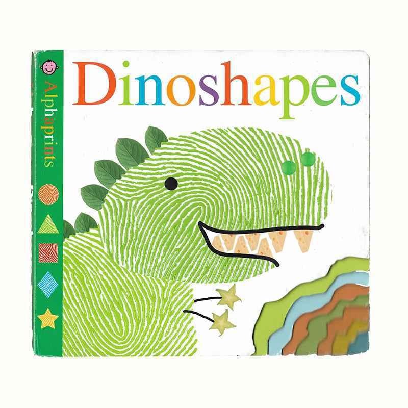 Alphaprints - Dinoshapes GIGEL.ID - 1