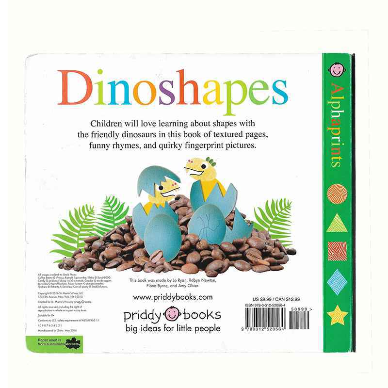 Alphaprints - Dinoshapes GIGEL.ID - 2