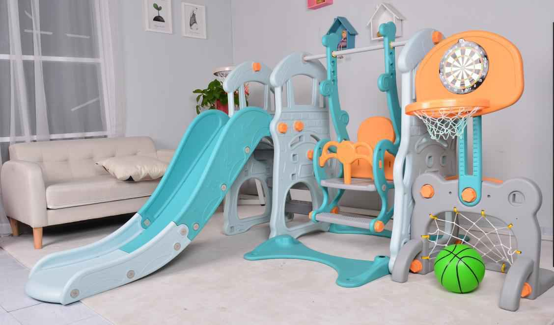 Parklon Multifunction Combination Slide 5 in 1 - Blue