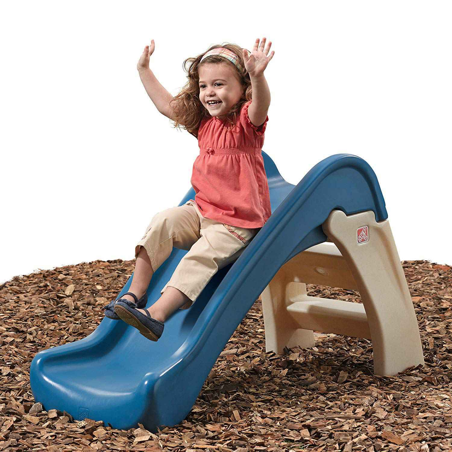 Step 2 Play & Fold Jr . Slide