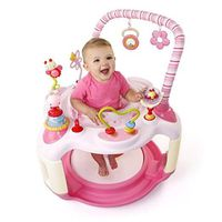 Bright Starts Bounce-A-Bout Activity Center - Pink