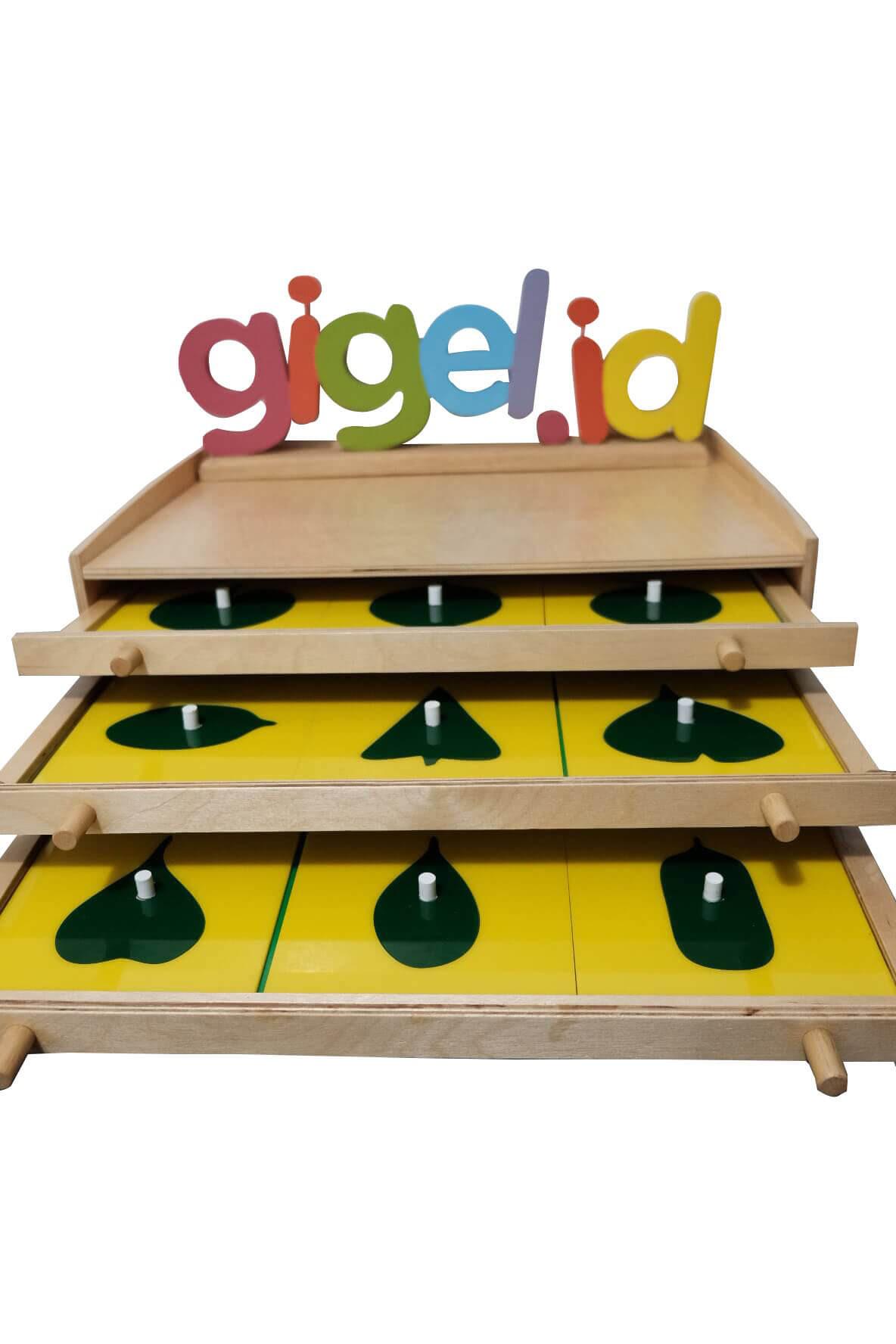 Montessori - Leaf Cabinet