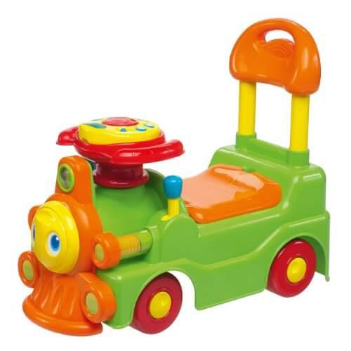 Chicco Sit N Ride Train - Green