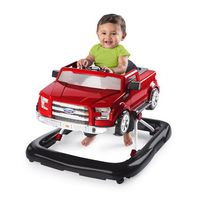 Bright Starts 3 Ways to Play Walker - Ford F-150 - Red
