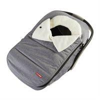 Skip Hop Car Seat Cover - Grey