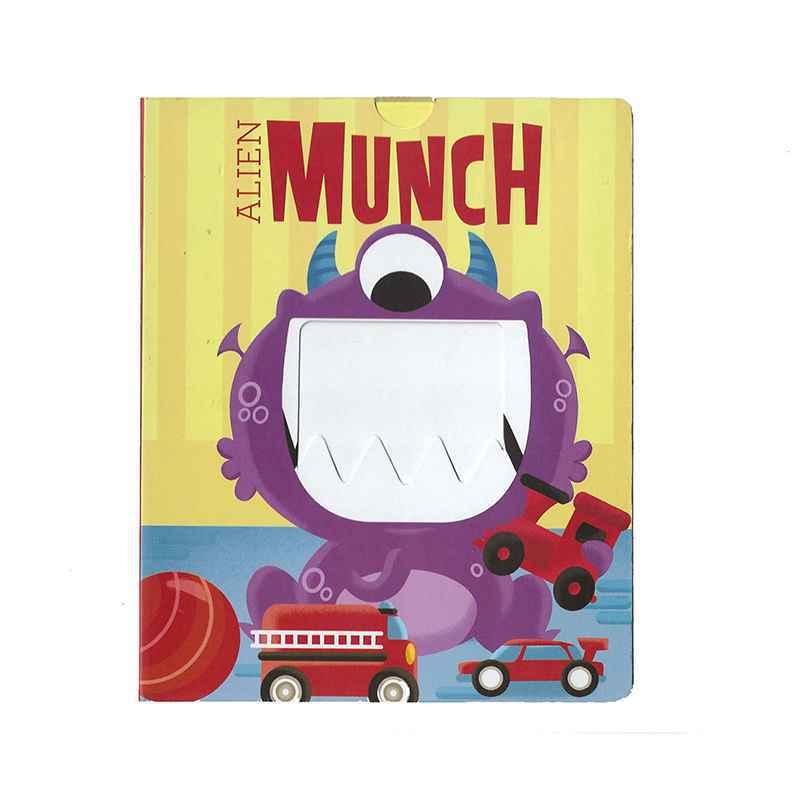 Alien Munch GIGEL.ID - 1