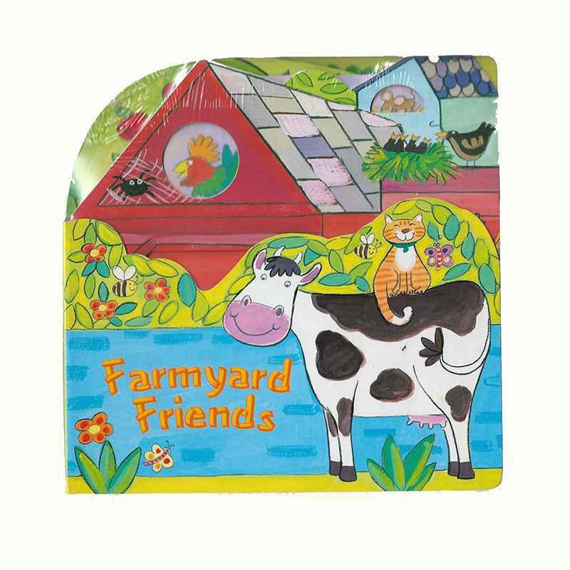 BYEWAY BOOKS - Farmyard Friends GIGEL.ID-1