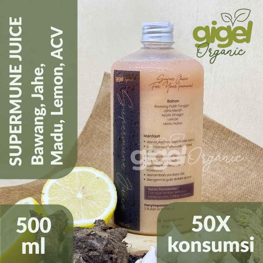 supermune gigel organic