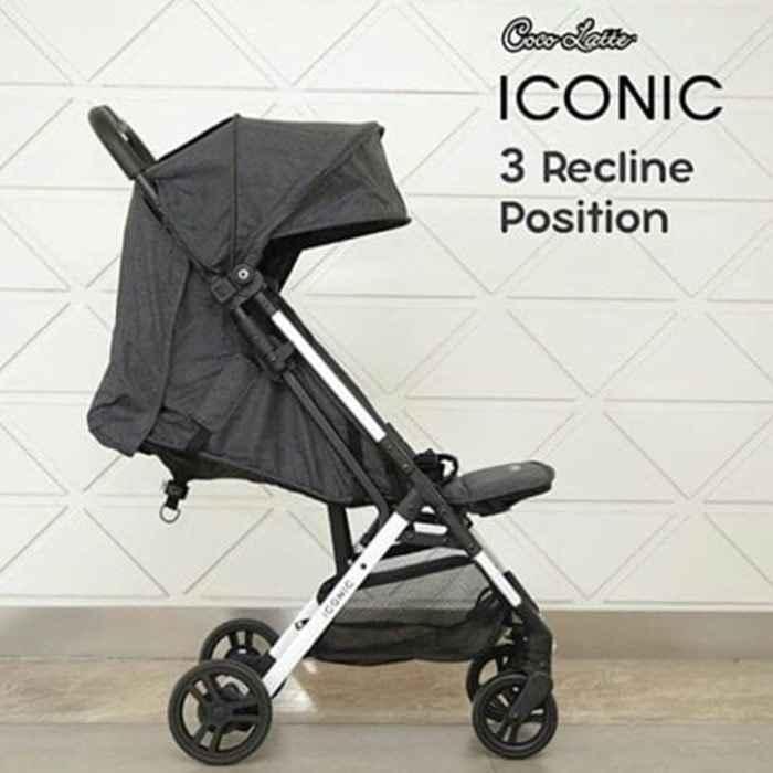 Cocolatte Iconic - Black