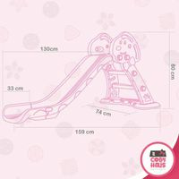 Coby Haus Slide - Lolly (Pink)