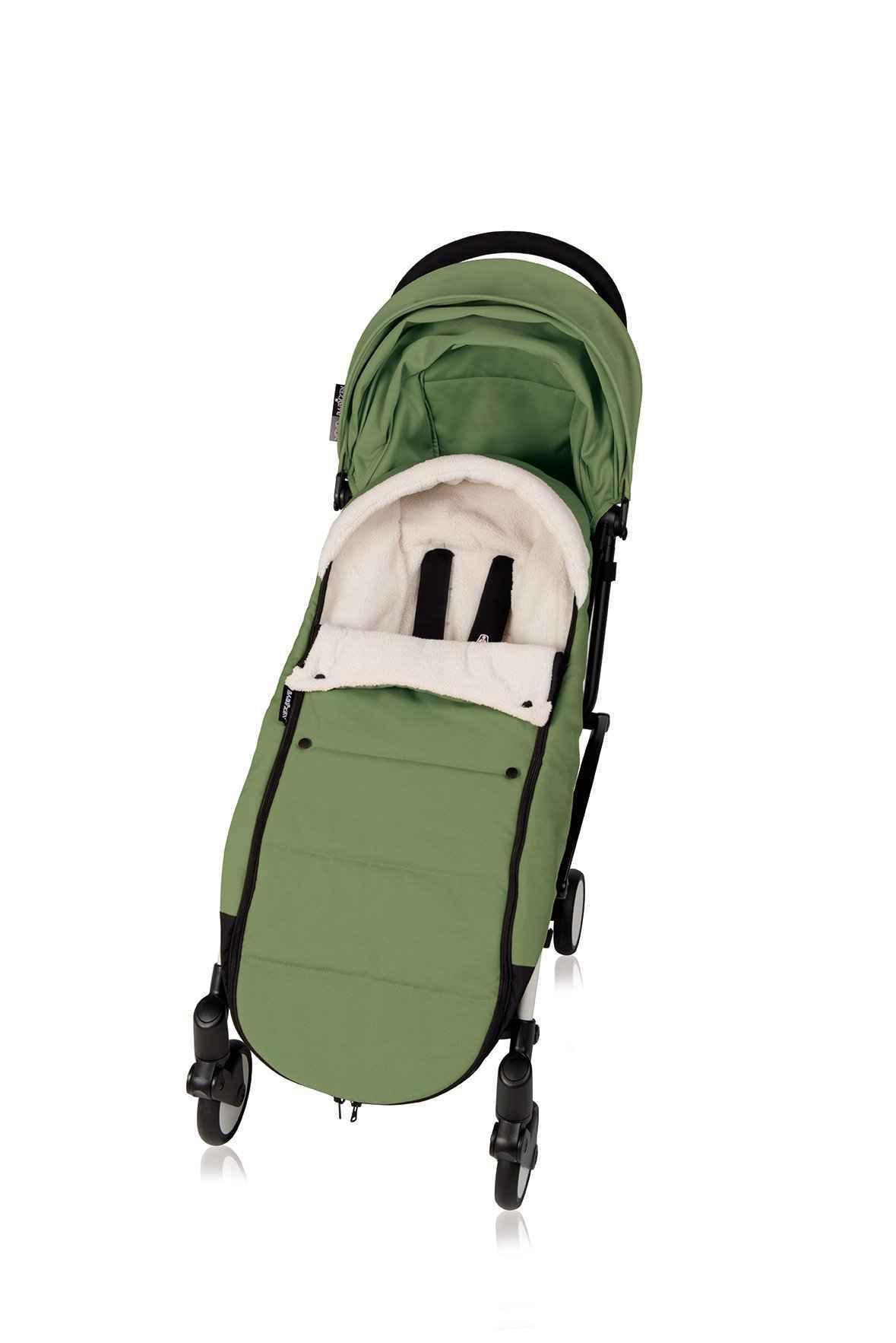 New Babyzen Yoyo Footmuff - Peppermint (stroller tidak termasuk)