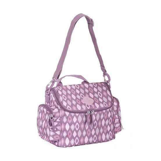 Okiedog Freckles Cooler Bag - Pink Purple Rombe