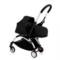 New Babyzen Yoyo+ 0+ Newborn Pack - Black (termasuk rangka stroller)