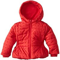 Rothschild Flocked Jacket - Lollipop Red (18 bulan)