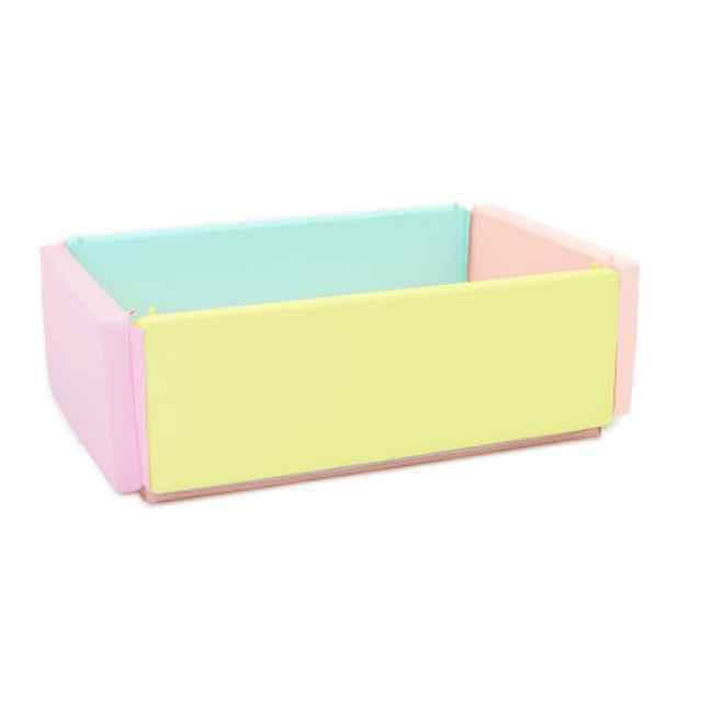 Lumba Playmat & Bumper - Shabby Chic