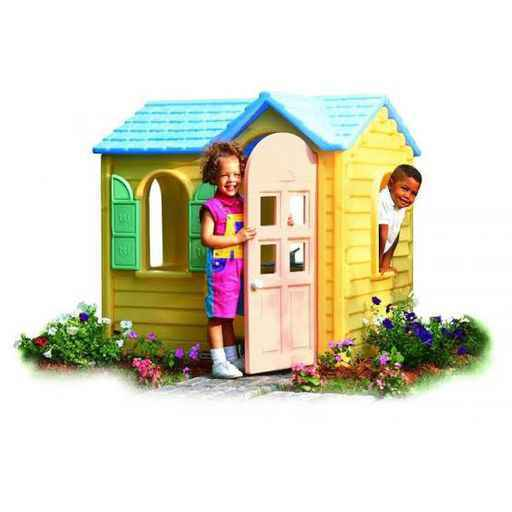 Sewa rumah-rumahan Little Tikes Country Cottage - Yellow