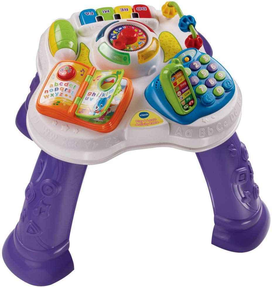 Vtech Play & Learn Activity Table - Multicolour