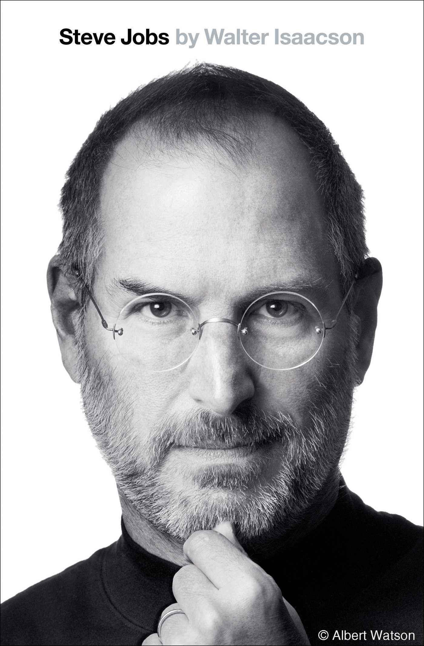 Book: Simon & Schuster Steve Jobs by Walter Issacson