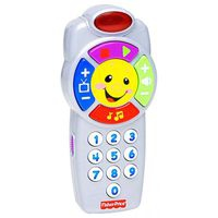 Fisher Price Laugh & Learn Click N Learn Remote