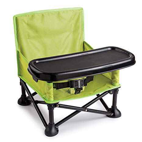 Summer Infant Pop N' Sit Booster - Green