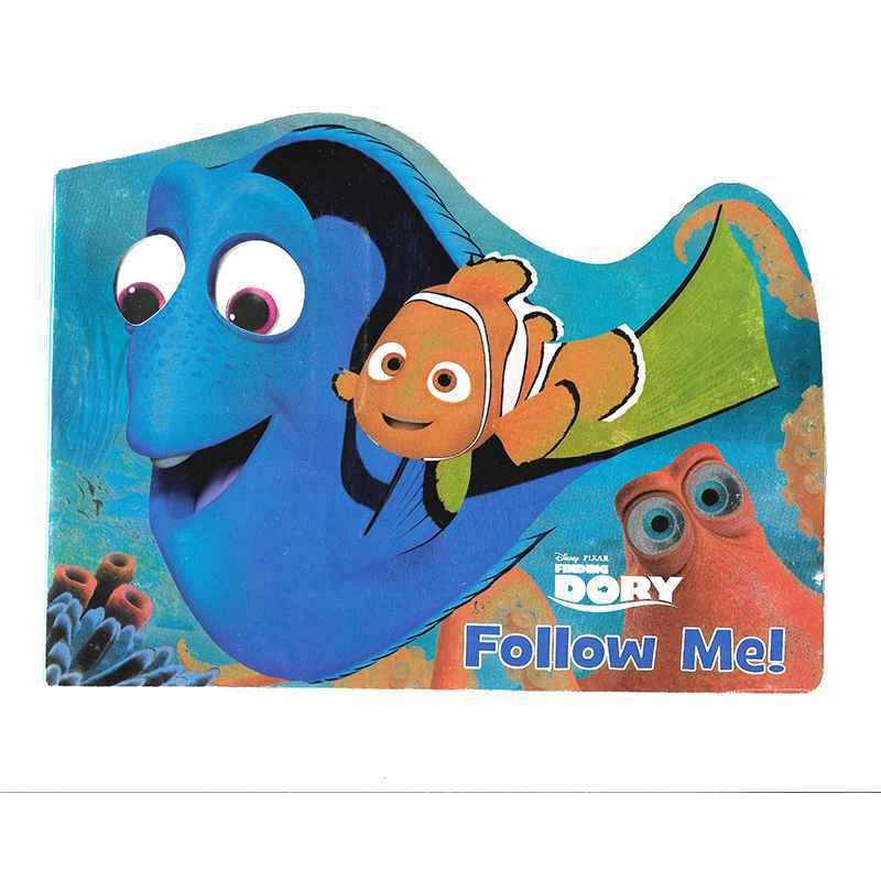 DISNEY - FINDING DORY - Follow me! GIGEL.ID-1