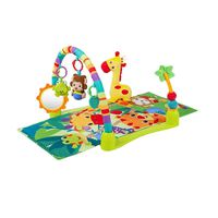 Bright Starts Jungle Discovery Activity Gym