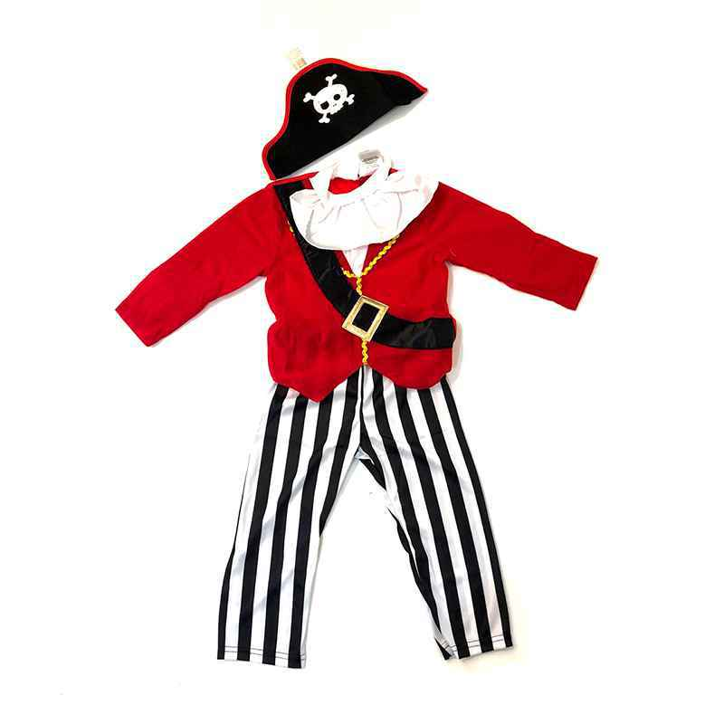 Anko Toddler Pirate Costume