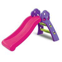 Grow N Up Qwikfold Fun Slide - Pink