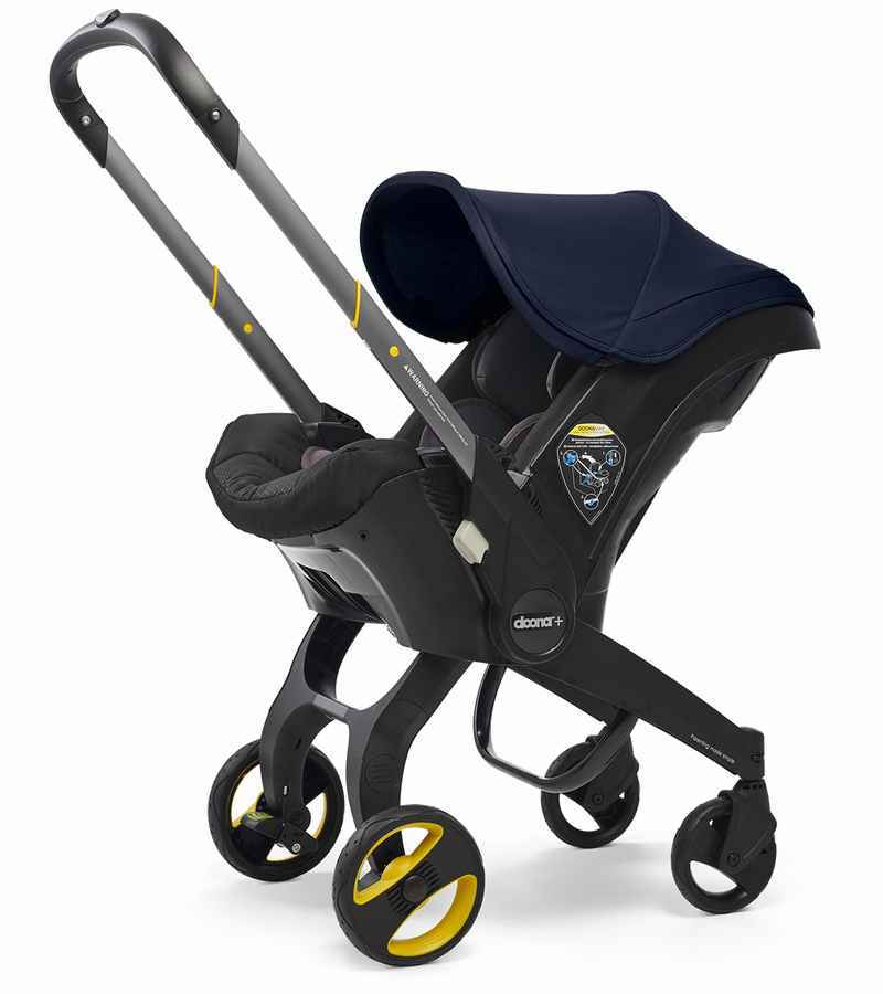 Doona Infant Car Seat And Stroller - Royal Blue (Non ISOFIX)